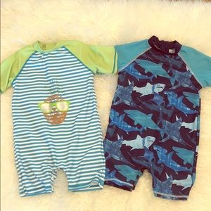 2 Toddler One piece swimsuit